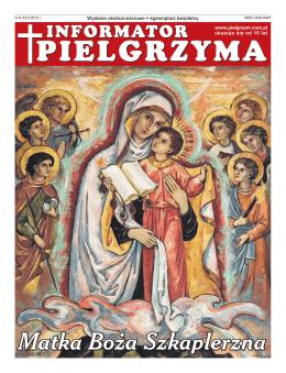 Matka Boża Szkaplerzna - Informator Pielgrzyma