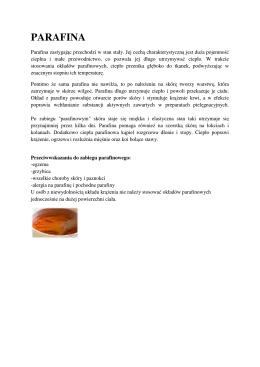 PARAFINA - Estheticstudio