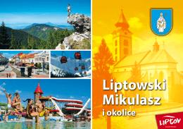 Liptovsky Mikulas i region