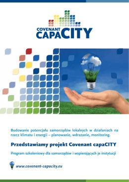 Przedstawiamy projekt Covenant capaCITY
