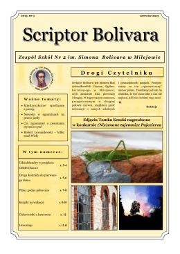 Scriptor Bolivara