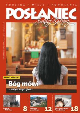 Bóg mówi - Powołania MSF