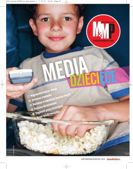 Media dziecięce - Media & Marketing Polska
