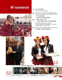 W numerze - Chińskie Radio Międzynarodowe
