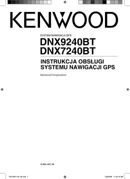 dnx9240bt dnx7240bt instrukcja obsługi systemu