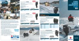 Cennik - Suzuki Marine