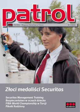 Złoci medaliści Securitas