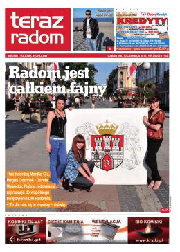 Radomianin wœród gwiazd - tak twierdz¹ Monika Cis, Magda