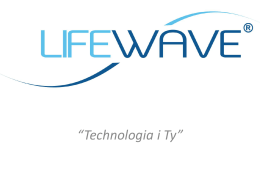 energy enhancer - Szkolenia LifeWave