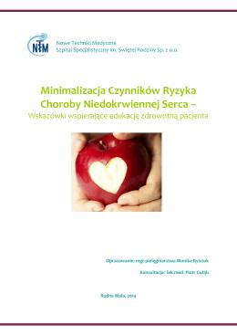 Minimalizacja Czynników Ryzyka Choroby Niedokrwiennej Serca –