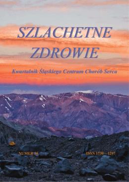 Kwartalnik l skiego Centrum Chorєb Serca