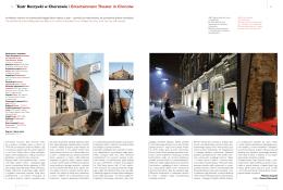 Teatr Rozrywki Architektura Murator