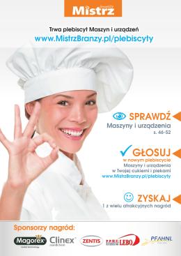 Plebiscyt Maszyny i Urządzenia 2013
