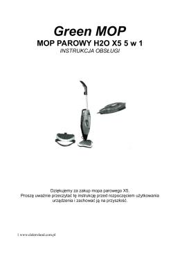 Green MOP - Elektroland