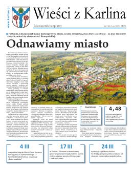 Wieści z Karlina – Luty 2012 (cały numer)
