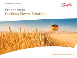 Prezentacja Danfoss Power Solutions