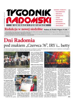 Dni Radomia - Radom24.pl