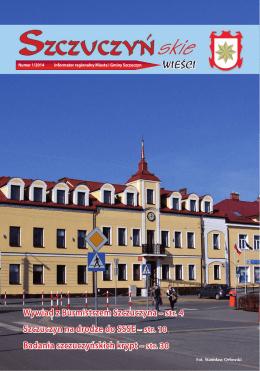Szczuczyńskie wieści numer 1/2014