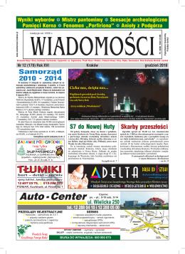 Grudzień - wiadomosci.krakow.pl