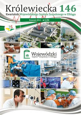 Królewiecka 146 - Wojewódzki Szpital Zespolony