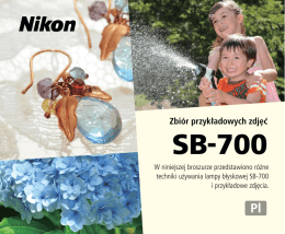SB-700 - MyNikon.com.pl