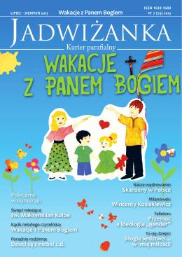 Wakacje z Panem Bogiem - milanowekswjadwiga.pl