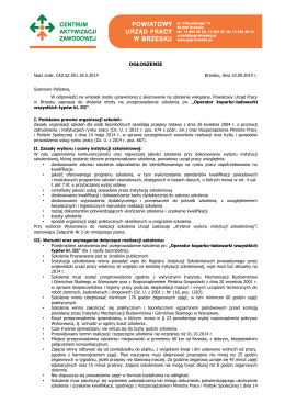 Operator koparko-ładowarki wszystkich typów kl. III