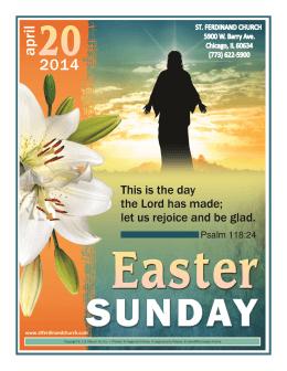 Kwiecień, 20 - St Ferdinand Church