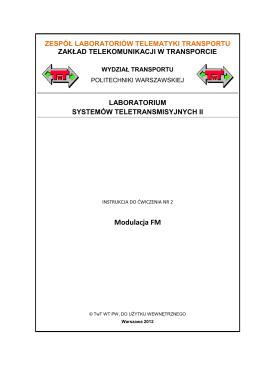 Plik pdf fm - Telematyka transportu