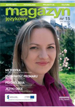 magazyn gotowy.indd - Młodzi Przedsiębiorcy