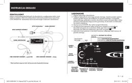 instrukcja obsługi - dobreakumulatory.com.pl
