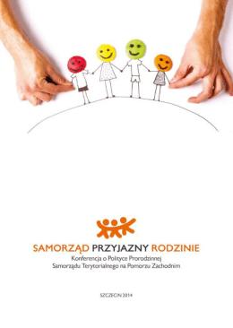 """Publikacja """"Samorząd Przyjazny Rodzinie"""" (pdf)"""