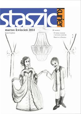 Staszic Kurier marzec-kwiecień 2014