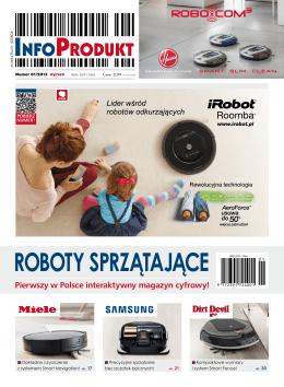 Roboty spRzątające