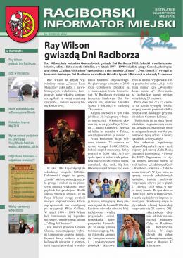 Nr 5/2013, Maj - Racibórz, Urząd Miasta