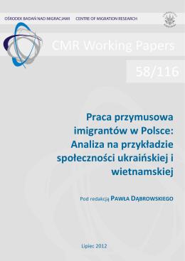 Praca przymusowa imigrantów w Polsce