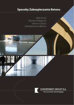 Pobierz naszą broszurę produktową - convergent