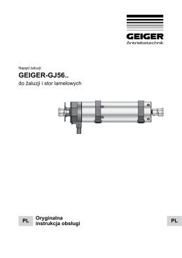 GEIGER-GJ56.. - GEIGER Antriebstechnik