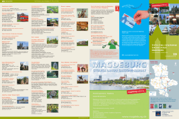 Flyer Unterwegs in Magdeburg 2008 pol.indd