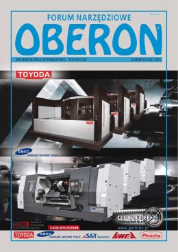 Tokarki CNC - raport - Forum Narzędziowe Oberon