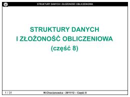 B-DRZEWA - waski.net