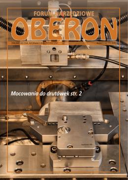 numer 04 (55) 2012 - Forum Narzędziowe Oberon