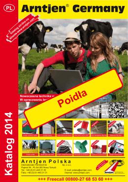 Katalog 2014 Poidła