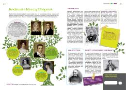 Rodzina i bliscy Chopina