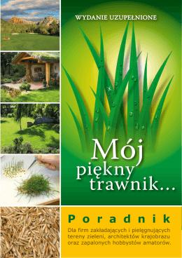 piękny trawnik…