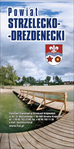 Folder powiatu Strzelecko-Drezdeneckiego
