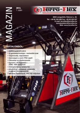 Magazin - Ferro