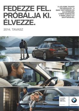 BMW szervizhírek Letöltés