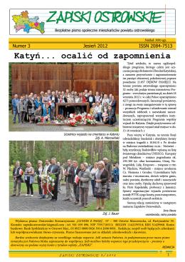 Numer 3/2012 - jerzybauer.pl