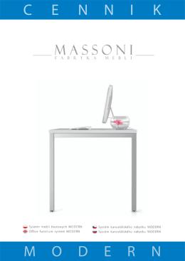 Cennik biurek biurowych | Modern
